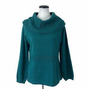 Jones New York Cashmere Cowl Sweater #142